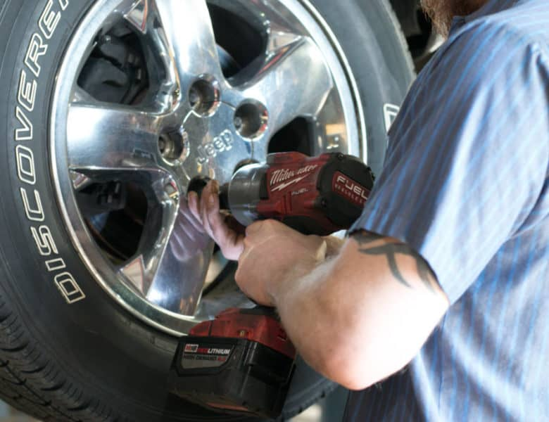 Tire sales and tire service fort wayne kruse automotive